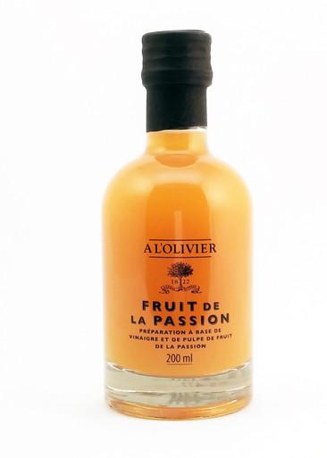 A L'Olivier passion fruit vinegar 200 ml
