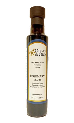Olivas de Oro Rosemary Olive Oil