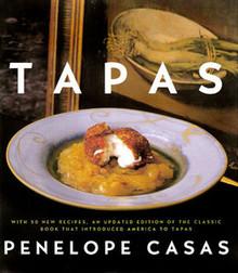 Tapas by Penelope Casas