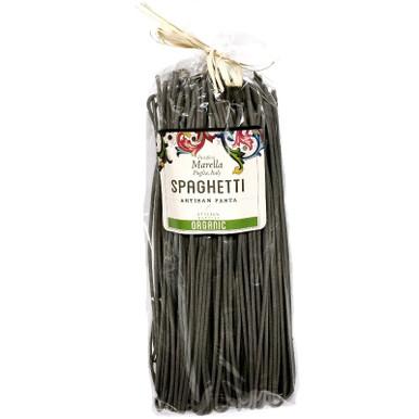 Marella squid ink spaghetti, 500 grams