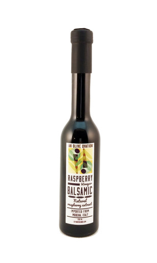 An Olive Ovation raspberry flavored balsamic vinegar 250 ml