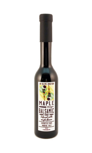 An Olive Ovation maple flavored balsamic vinegar 250 ml