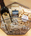 Filled Charming Housewarming Gift Basket