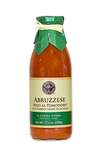 Abruzzo classic red pasta sauce