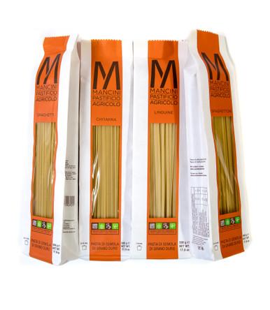 Mancini long pastas