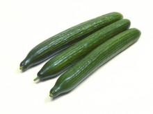 Fresh European/English seedless cucumber