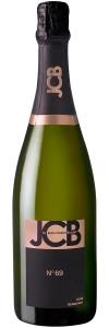JCB No. 69 sparkling rosé  wine