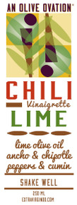 Chili lime vinaigrette
