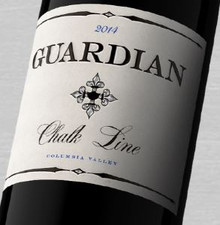 Guardian Cellars Chalk Line red blend