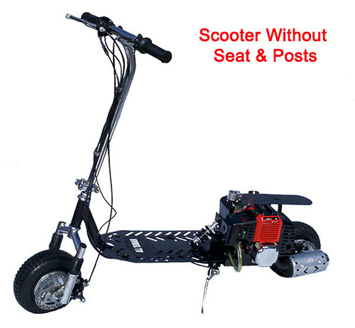 49cc 2 Stroke Gas Scooter