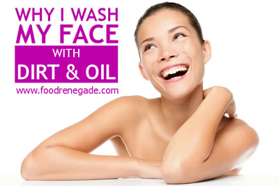 Facial Cleansing - Tallow Balm - Why I Wash My Face With Dirt and Oil