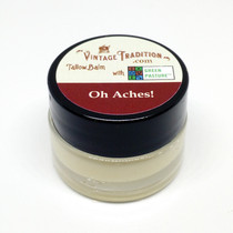Sample - Oh Aches! Tallow Balm with Green Pasture™ Oils, 1/4 fl. oz. (7 ml)