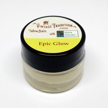 Sample - Epic Glow Tallow Balm with Green Pasture™ Oils, 1/4 fl. oz. (7 ml)
