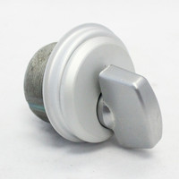 MORTISE THUMB TURN CYLINDER T#3.5 (SILVER)