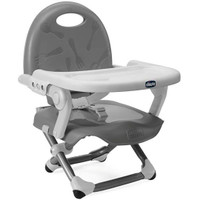 Chicco Pocket Snack Booster Seat - Grey