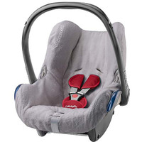 Maxi Cosi Cabriofix Summer Cover - Cool Grey