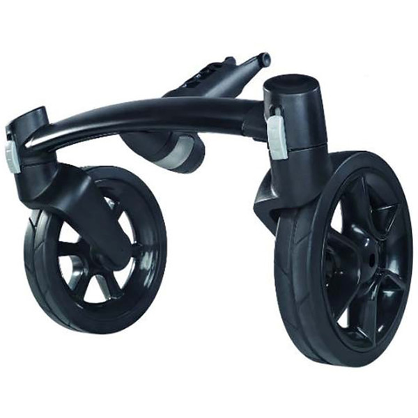 Moodd Stroller Grey Gravel