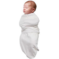 Clevamama Swaddle to Sleep (0-3 Months) - Cream