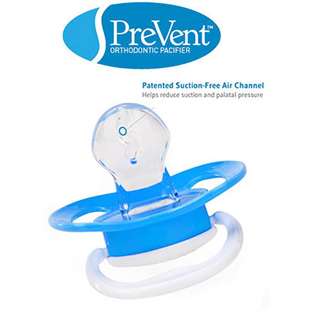 Dr Brown's PreVent Pacifer 6-12 Months - Blue