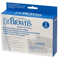 Dr Brown's Microwave Steam Steriliser Bags