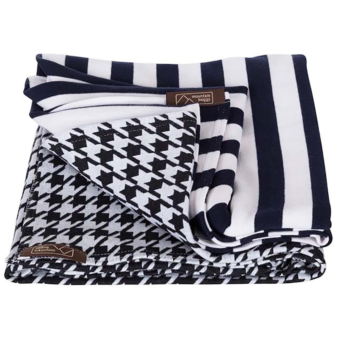 Mountain Buggy Blanket - Nautical