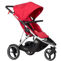 Phil & Teds Dash Inline Pushchair - Red