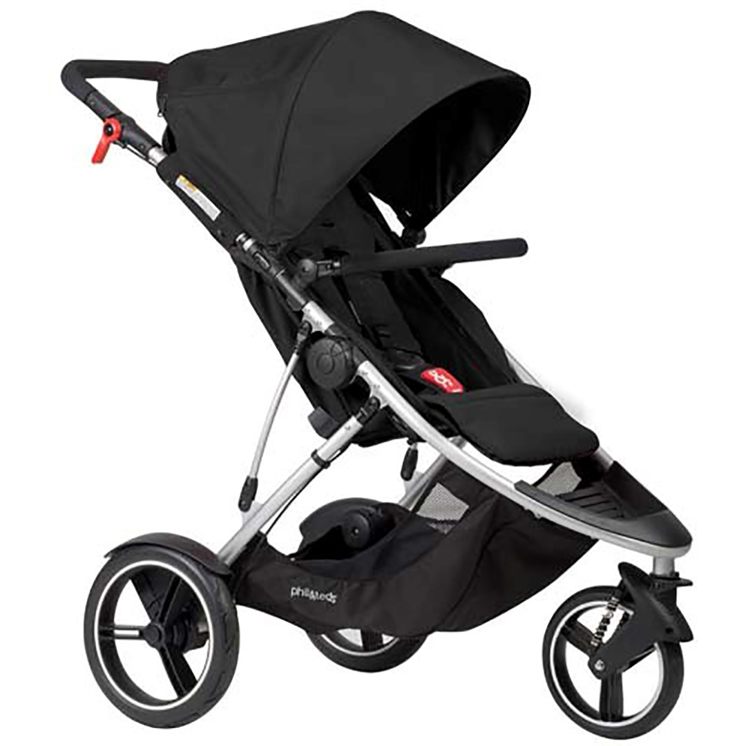 Dash Inline Pushchair Red