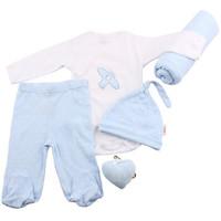 Luxury Newborn Gift Box - Blue