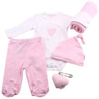 Luxury Newborn Gift Box - Pink