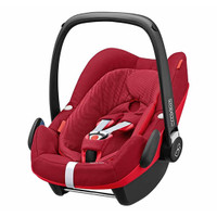 Maxi Cosi Pebble Plus i-Size Group 0+ Car Seat - Robin Red