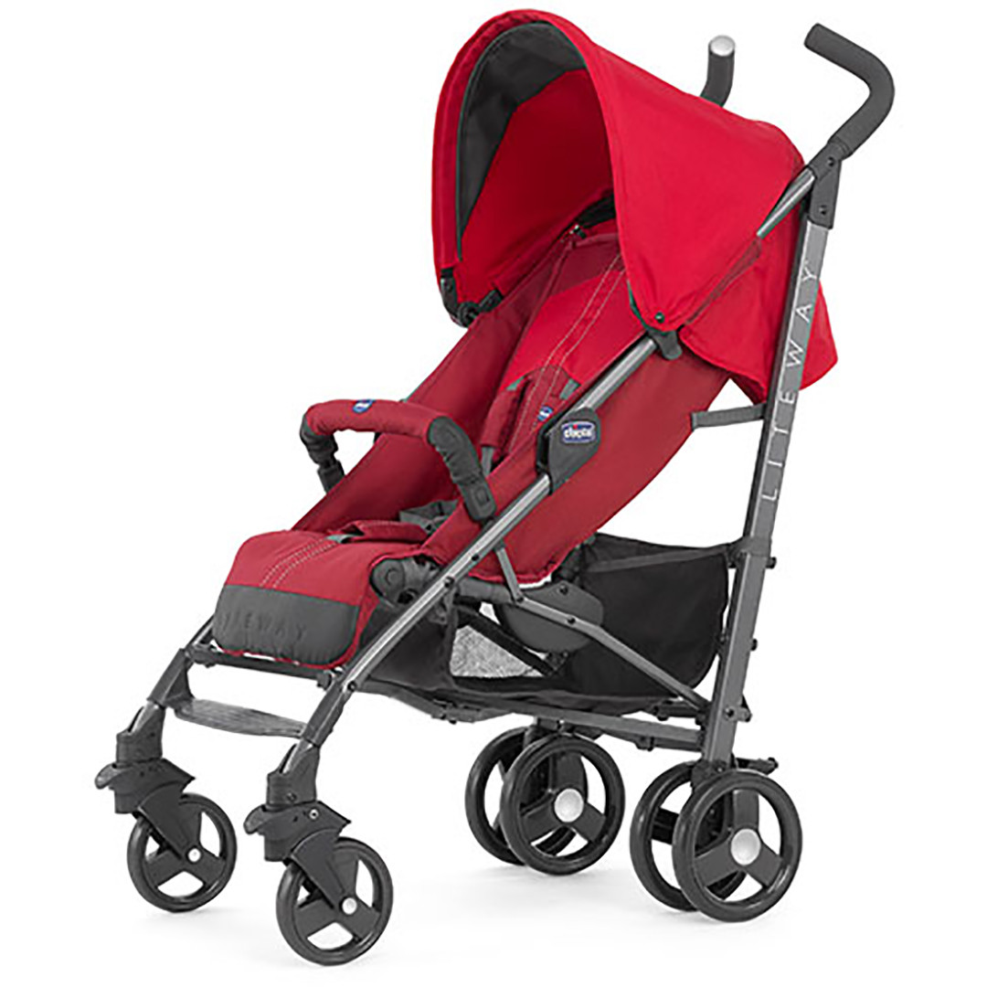 Chicco Liteway Stroller - Red