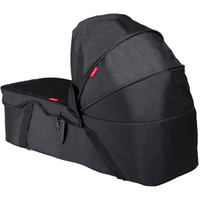 Phil & Teds Dot & Sport Snug Carrycot - Black