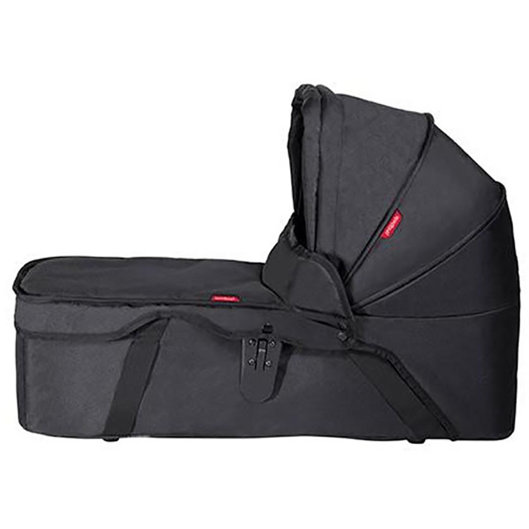 Phil & Teds Dot & Sport Snug Carrycot - Black