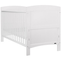 O Baby Grace Cot Bed - White