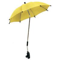 Baby Elegance Universal Sun Parasol - Yellow