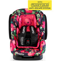Cosatto Hug Group 123 Car Seat - Tropico