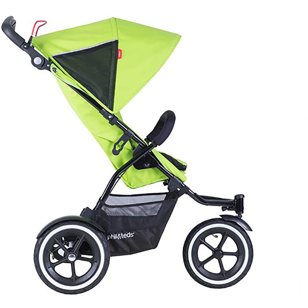 Phil & Teds Sport Buggy + FREE Double Kit - Apple
