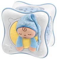 Chicco Rainbow Cube Night Light - Blue