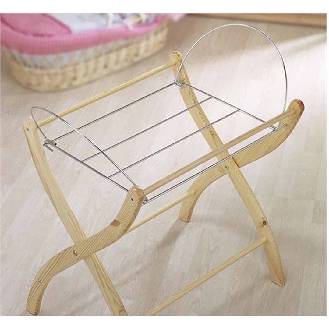 Izziwotnot Moses Basket Stand - Natural