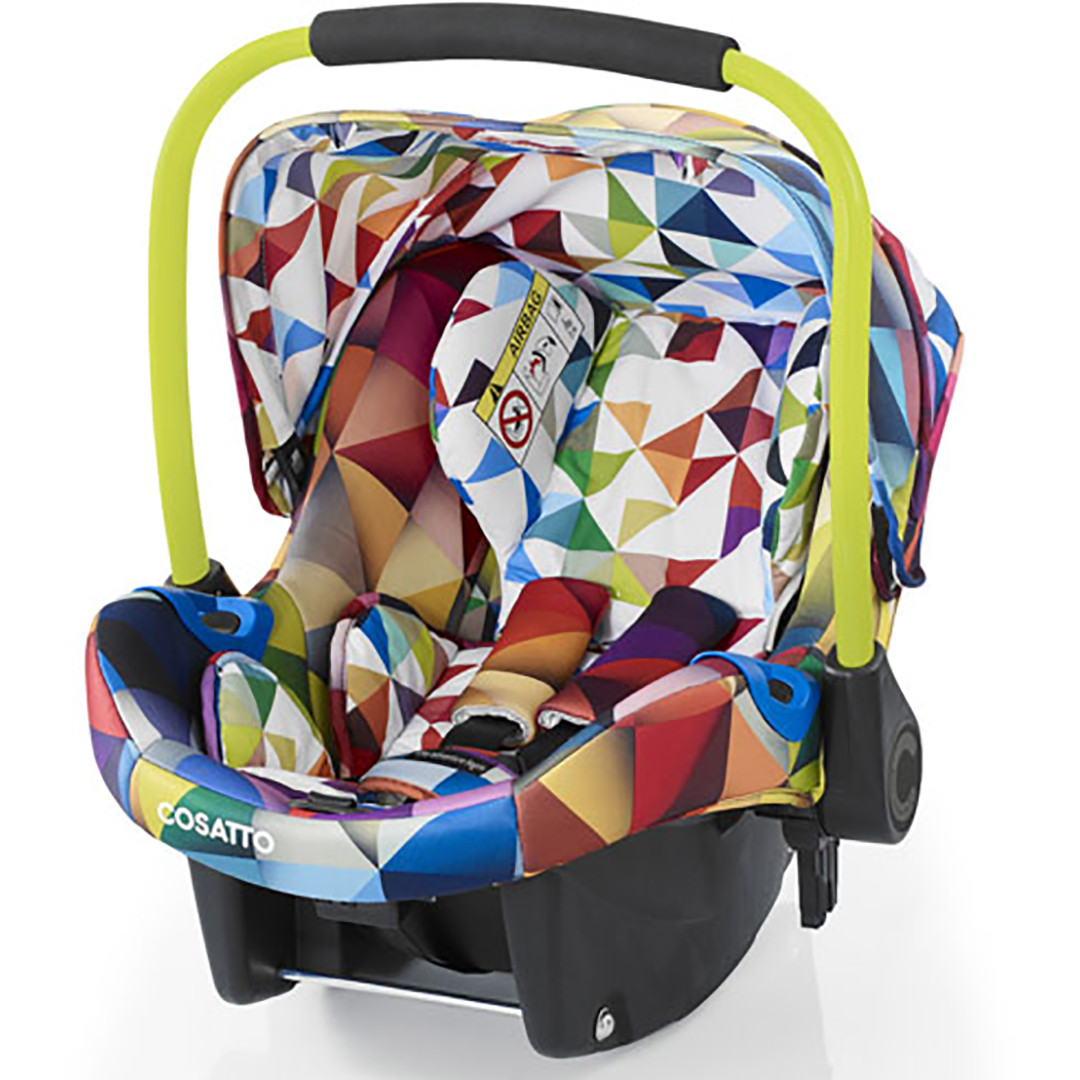 Cosatto Port Carseat - Spectroluxe