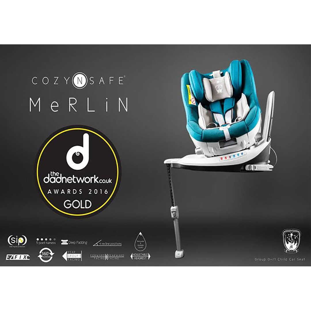 Cozy N Safe Merlin Group 0+/1 Car Seat - Award