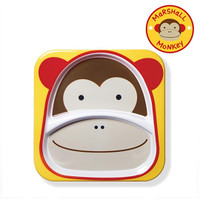 Skip*Hop Plate+Bowl Set - Monkey