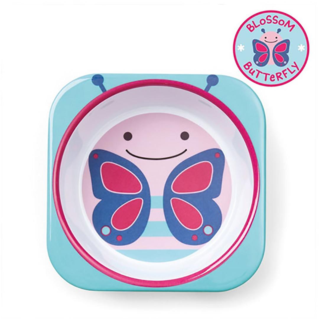 Skip*Hop Plate+Bowl Set - Butterfly