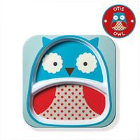 Skip*Hop Plate+Bowl Set -Owl