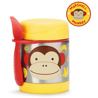 Skip*Hop Zoo Insulated Food Jar- Monkey