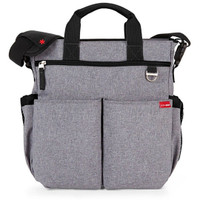Skip*Hop Duo Signature Changing Bag - Heather Grey