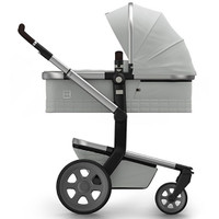 Joolz Day Quadro 2 Pushchair & Carrycot - Grigio