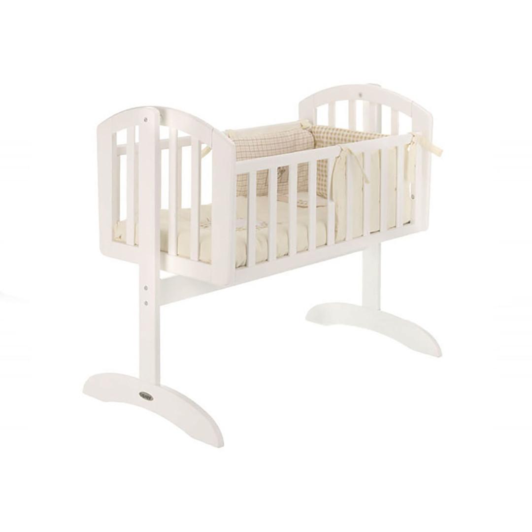 Swinging baby cribs apologise