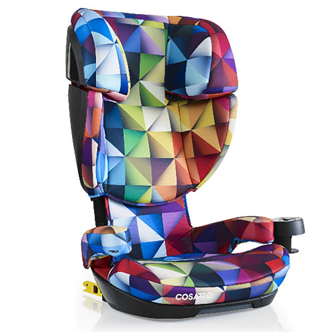 Cosatto Skippa Fix Group 2 3 Car Seat - Spectroluxe