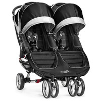 Baby Jogger City Mini Double - Black